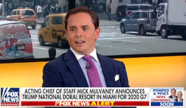 Trump TV Nervously Defends Doral G-7 Corruption: 'Trump Is The Exception'