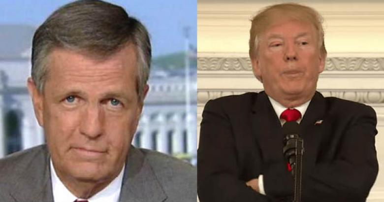 Brit Hume Torches Trump Congratulating China On Anniversary