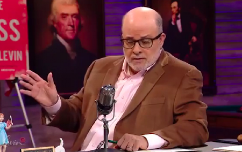 Mark Levin Says There Hasn't Been A 'Hint Of A Scandal' With Donald Trump
