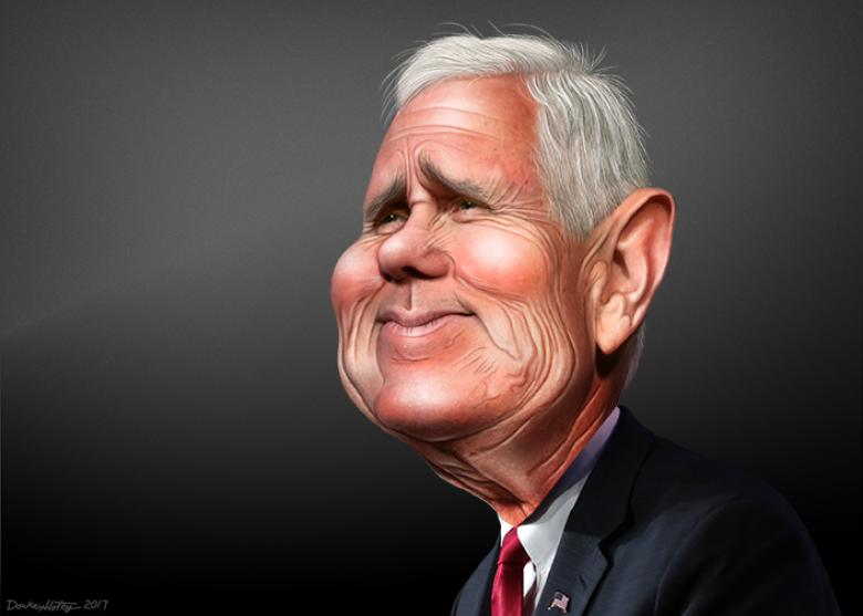 Mike Pence All Of A Sudden Can't Recall If He Talked With Sondland About Ukraine Aid Being Withheld