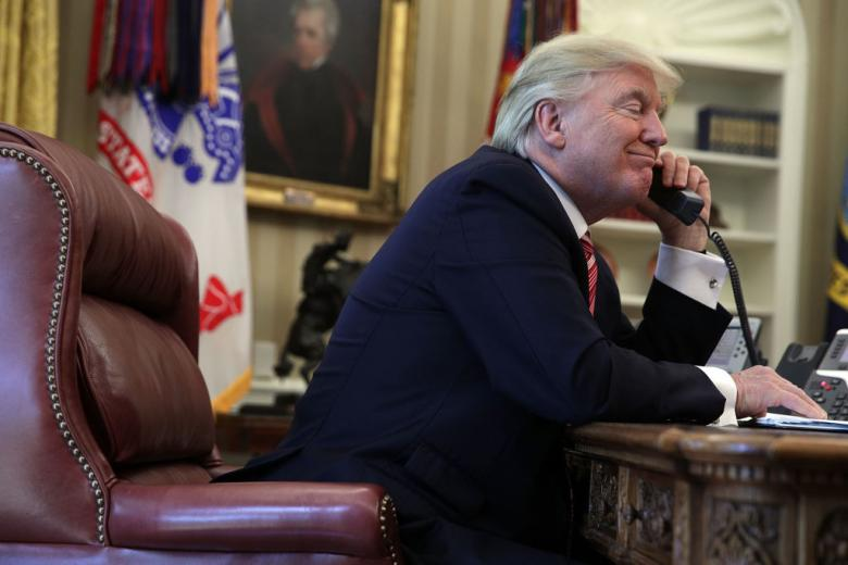 Trump's Perfect Call Wasn't So Perfect: Hold On Aid Happened That Very Day