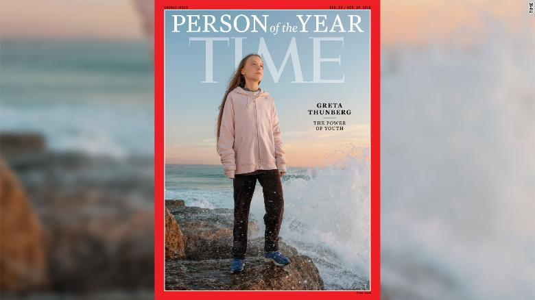 Donald Trump Jr. Sneers At Time Magazine For Choosing Greta Thunberg As Person Of The Year