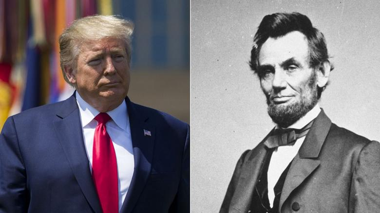 Republicans Think Trump Is A Greater President Than Lincoln