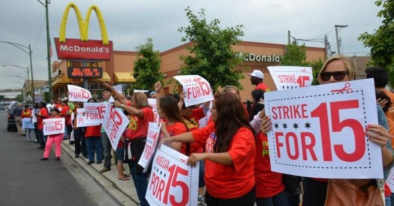 Documents Reveal McDonald's Dirty Anti-Union Tactics