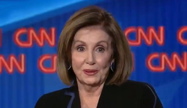Twitter Provides Highlights Of Nancy Pelosi's CNN Town Hall