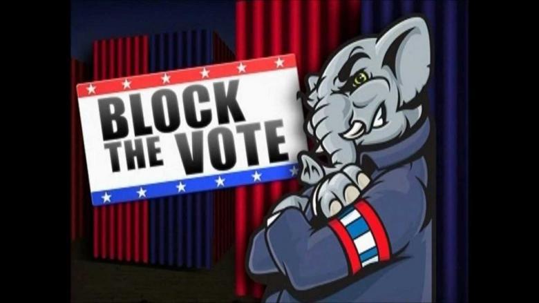 Republicans Suffer Major Setbacks In Their War On Democracy