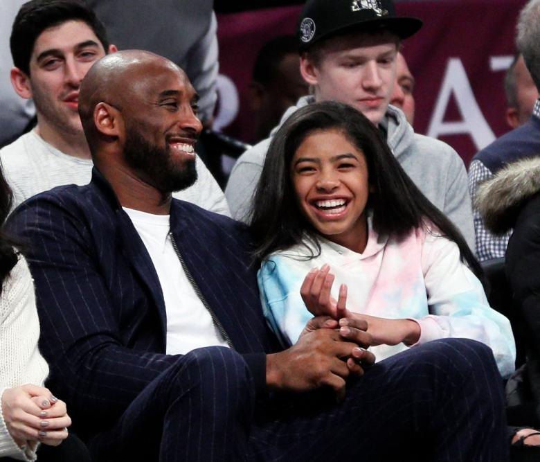 Kobe Bryant, Daughter Gianna And 7 Others Killed In Calabasas Helicopter Crash (UPDATE 2)