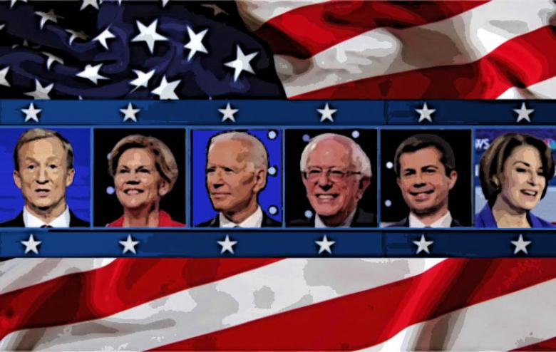 Democratic Debate Night!