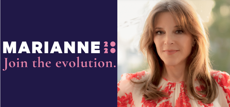 Marianne Williamson Is Still On America's Side