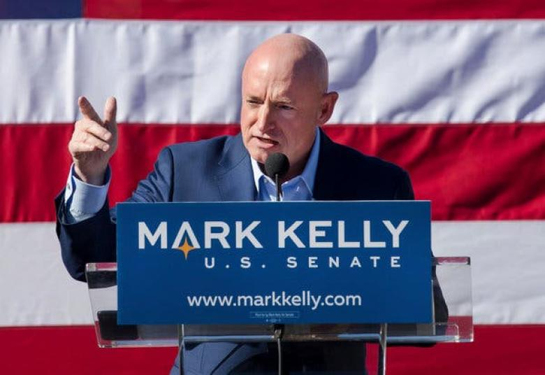 Mark Kelly Far Outdistancing Martha McSally In Fundraising