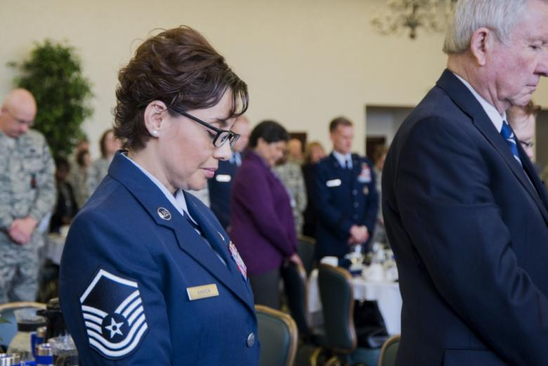 Military Prayer Breakfasts Promise To Unify—But Deliver The Opposite