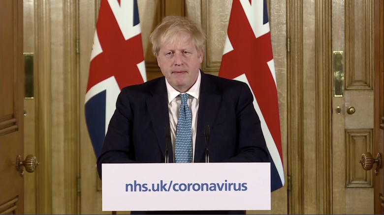 Boris Johnson 'Shook Hands With Everybody' At Hospital; Now Tests Positive