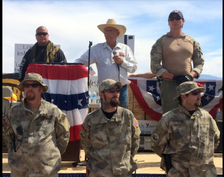 Two Bundy Standoff Figures From Idaho Try To Parlay Far-Right Hero Status Into Elected Office