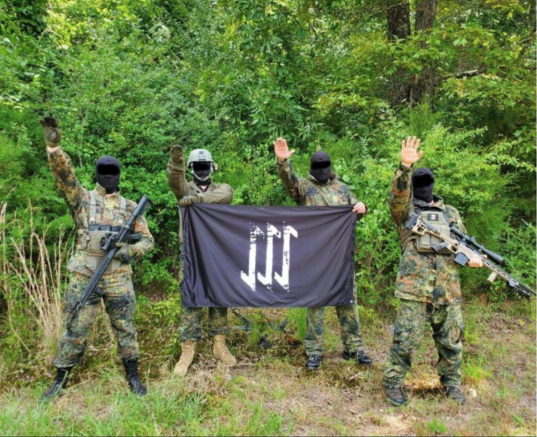 Report: Russian Intelligence Services May Be Sponsoring Neo-Nazi Paramilitaries In The U.S.