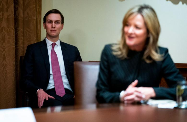 Who Makes Life-Or-Death Supply Decisions For Your State?  Jared Kushner?