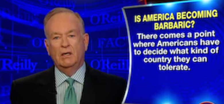 'Pro-Life' O'Reilly Shrugs Off 13,000 American Pandemic Deaths: Many Were 'On Their Last Legs Anyway'