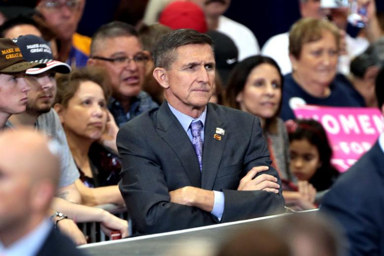 Michael Flynn Is The Traitor To America We Always Thought He Was