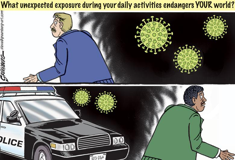 Police Exposure And Other Hazards