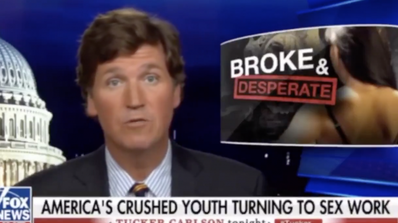 Tucker Carlson Expertly Trolled By Owner Of Porn Site 'IsMyGirl'