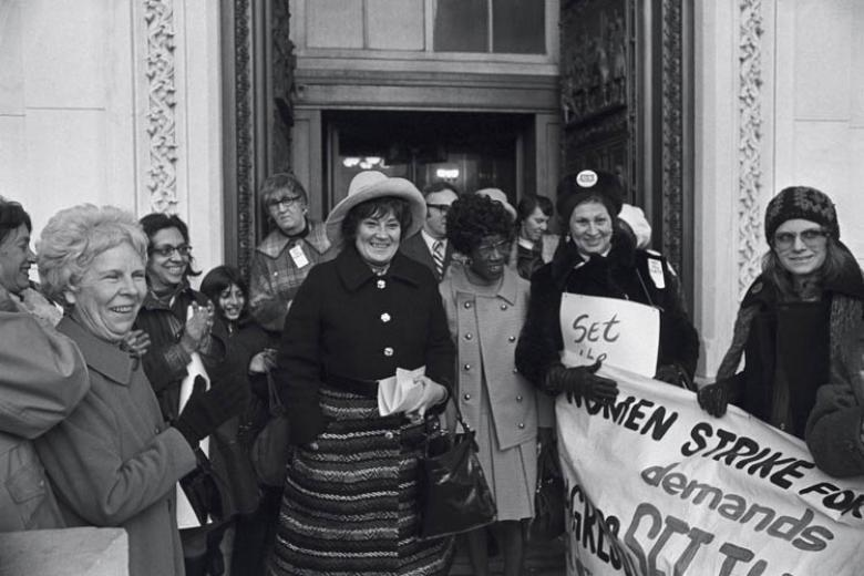 'In A Perfectly Just Republic,' Bella Abzug – Born A Century Ago – Would Have Been President