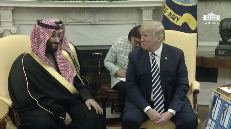 Trump Bragged To Woodward About Helping To Cover Up The Murder Of Journalist Jamal Khashoggi