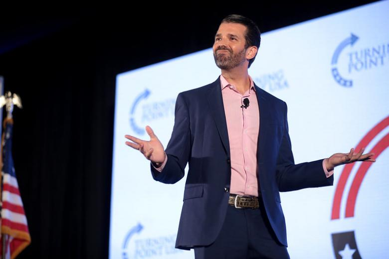 Donald Trump Jr. Will Get 'Very Involved' In Georgia's Runoffs In 'National Audition' For 2024