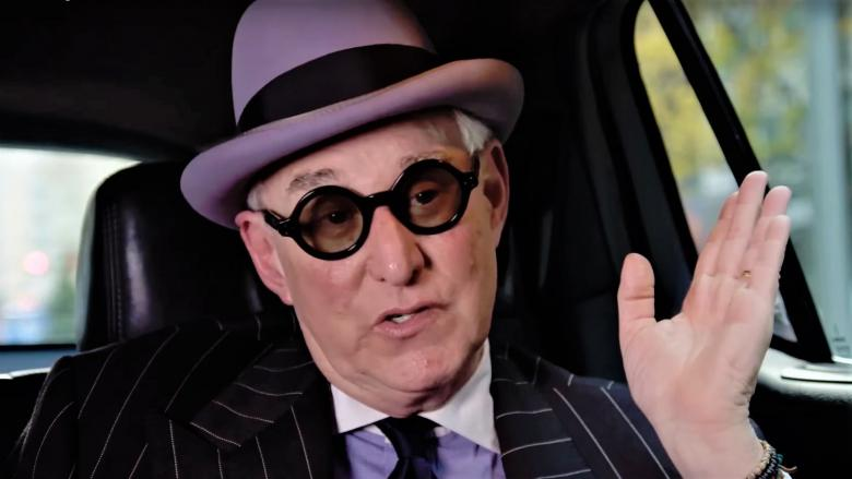 IRS Refiles Roger Stone's Million-Dollar Lien After Trump Commutes His Sentence