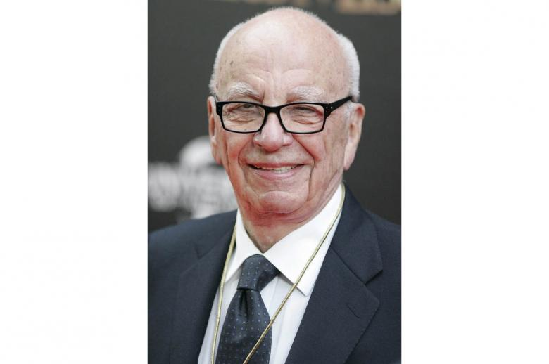 Rupert Murdoch Gets Early Vaccine, Still Runs Anti-Vax Programming