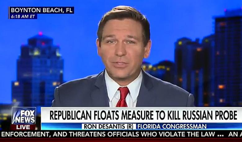 DeSantis Signs Bill Allowing Drivers To Run Down Protesters