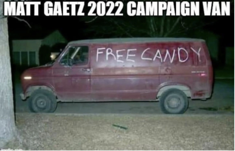 Gaetz And Greene's Bobbing For RINOs World Tour!