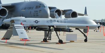 US Speeds Up Drone, Missile Deliveries To Aid Iraq