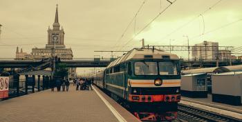 Female Suicide Bomber Kills 16 At Russia Train Station