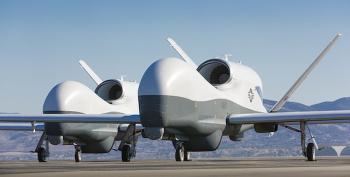 US Drone Strike Kills Three In Northwest Pakistan