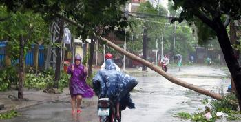 Warmer Pacific Worsened Cyclone Risk For E. Asia