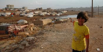Desperate Syrians Find Little Comfort In New Homes