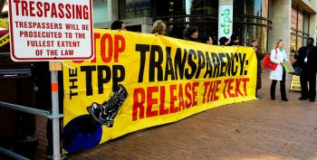"Trade Expert: Why TPP — ""NAFTA On Steroids"" — Must Be Stopped"