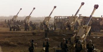 Iraq Readying 'Major Attack' To Retake Fallujah