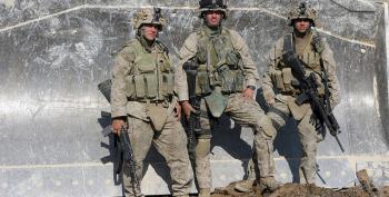 Fall Of Fallujah A Bitter Pill For US Veterans