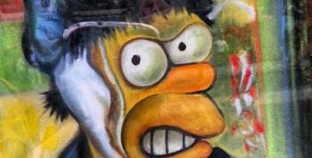 Fox TV Wants Millions From Simpsons Linker