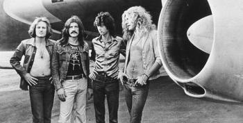 Spotify Announces License To Stream Led Zeppelin