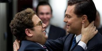 DiCaprio, Hill Premiere 'Wolf Of Wall Street'
