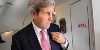 Syria A 'Huge Sectarian Mess' : Kerry