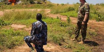 Four US Troops Wounded In S. Sudan Shooting: Pentagon