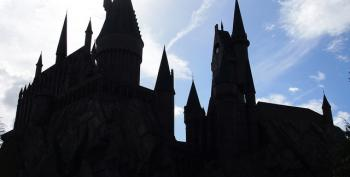J.K. Rowling To Produce Harry Potter Stage Show