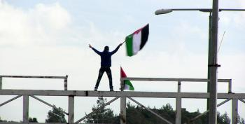Dozens Of Palestinians Wounded In West Bank Protests