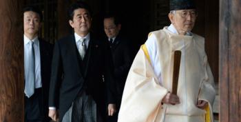 War Shrine Shows Limit In US Support To Japan