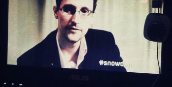 Edward Snowden, Whistle-Blowhard