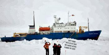 Relief As Harsh Antarctic Rescue Mission Ends Safely