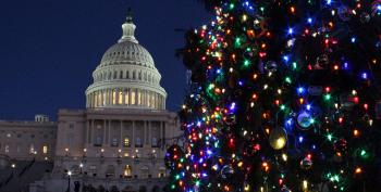 US Congress Unveils $1 Trillion Spending Bill