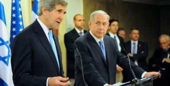 Kerry Seeks To Allay Fears On Mideast Deal